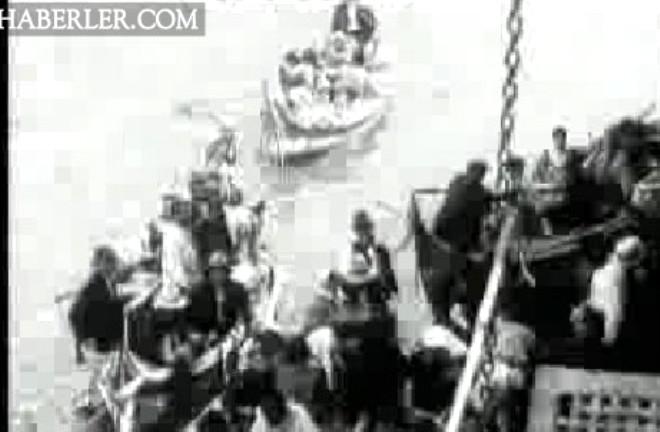 İzmir İşgali'nden Çarpıcı Görüntüler