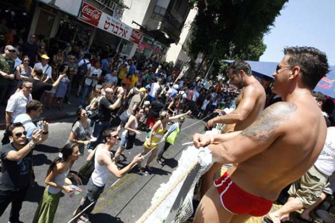 Eşcinseller Yürüyüşü