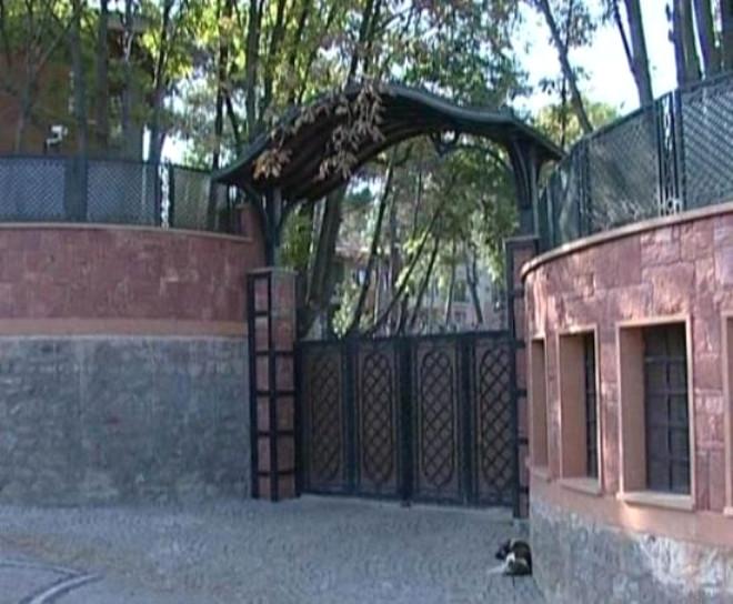 İşte Erdoğan'ın Taşınacağı villa