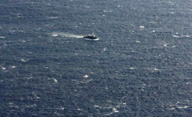 Okyanustan Mucize  Kurtuluş