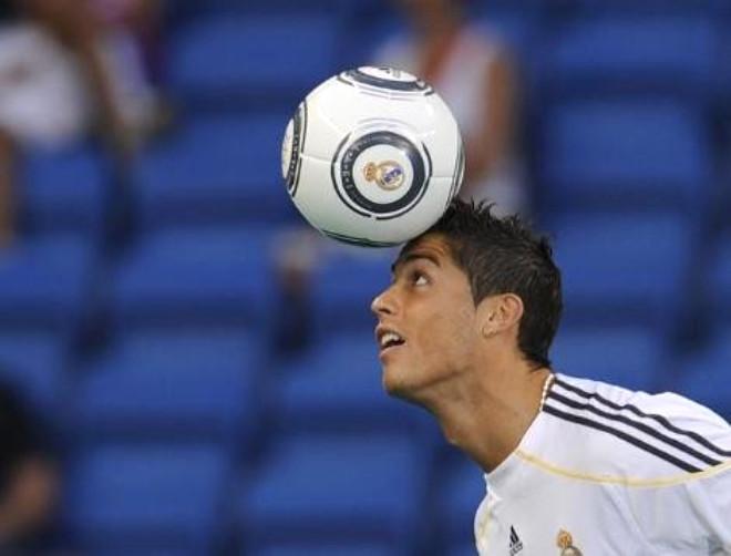 Bernabeu'da Ronaldo Çılgınlığı