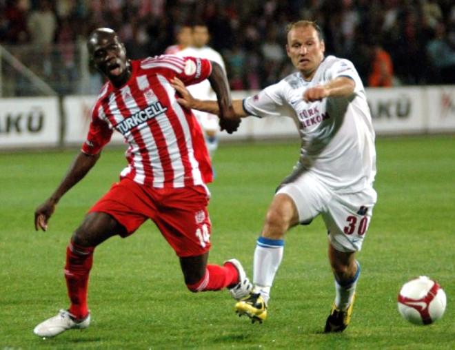 Sivasspor: 1 Trabzonspor: 2