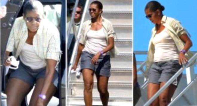 Dünya Michelle Obama'yı konuşuyor