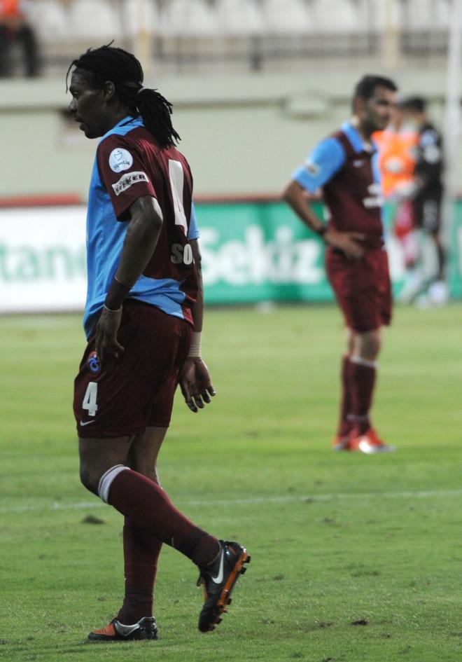 Manisaspor:1 Trabzonspor:0