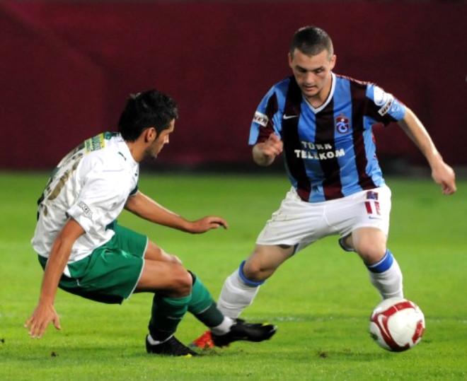 Trabzonspor:1 Bursaspor:1