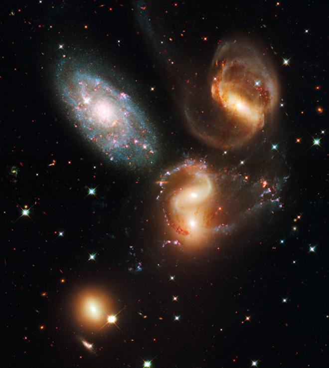 Tarihin En Detaylı Ve Gelişmiş Uzay Fotoğrafları