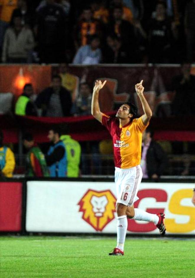 Galatasaray:3 Beşiktaş:0