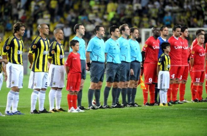 Fenernbahçe:1 FC Twente:2
