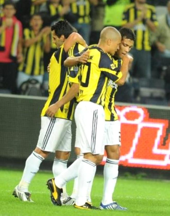 Fenerbahçe:3 Gençlerbirliği:0