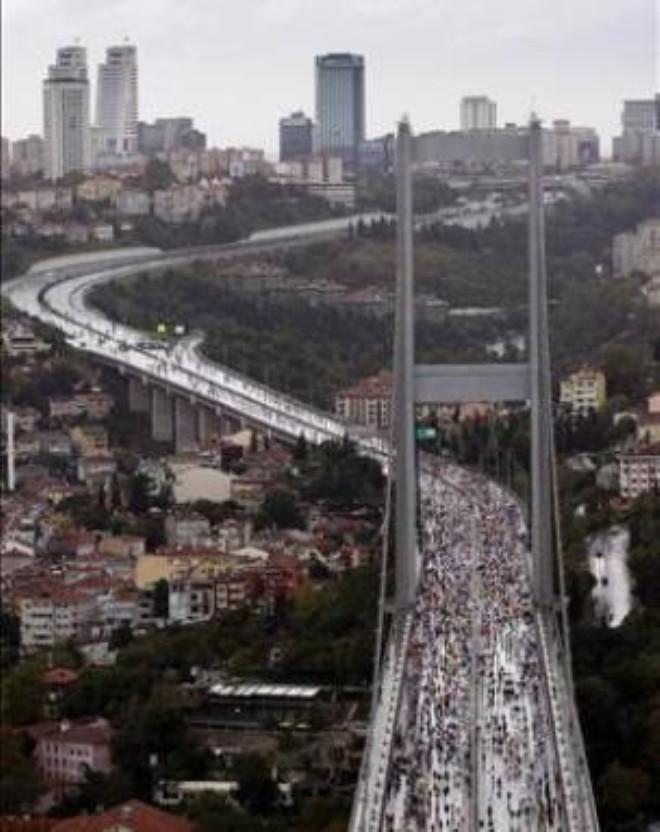 Kıtalararası Maraton