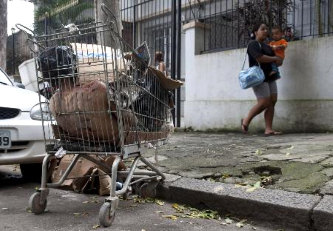 Alışveriş Sepetinde Ceset