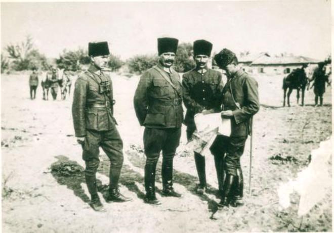 Kurtuluş Savaşı'ndan Kareler