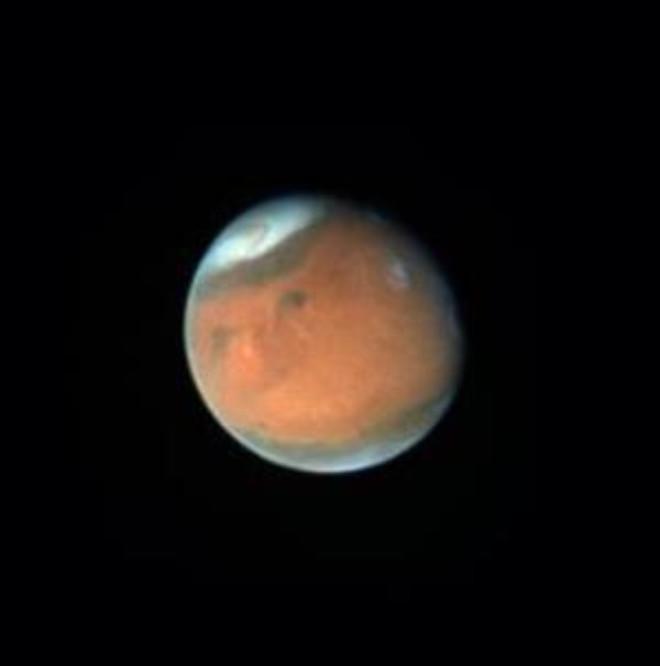 Mars'ta Hava Var Mı