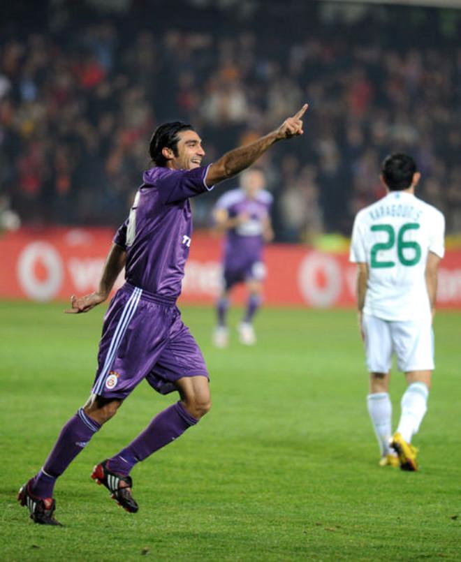 Galatasaray:1 Panathinaikos:0
