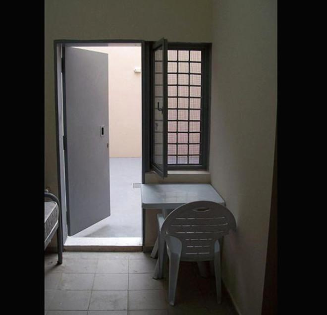 İşte Öcalan'ın Hücresinin Görüntüleri