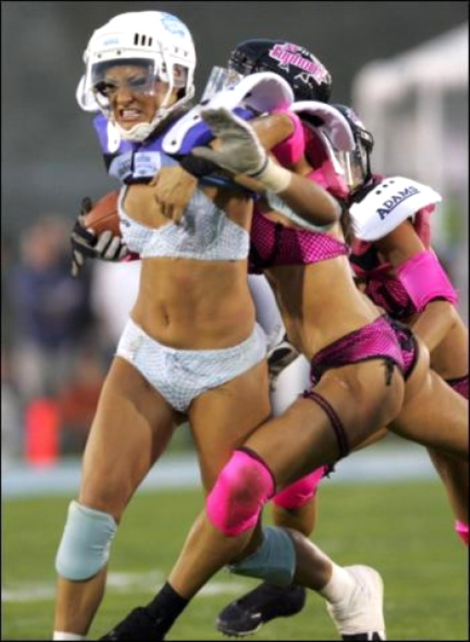 Lingerie football oops photos sex tape
