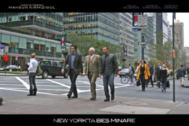 New York'ta 5 Minare