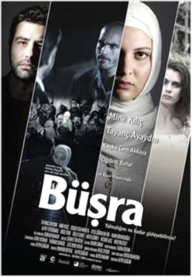 'Büşra' Filmi Vizyona Girdi