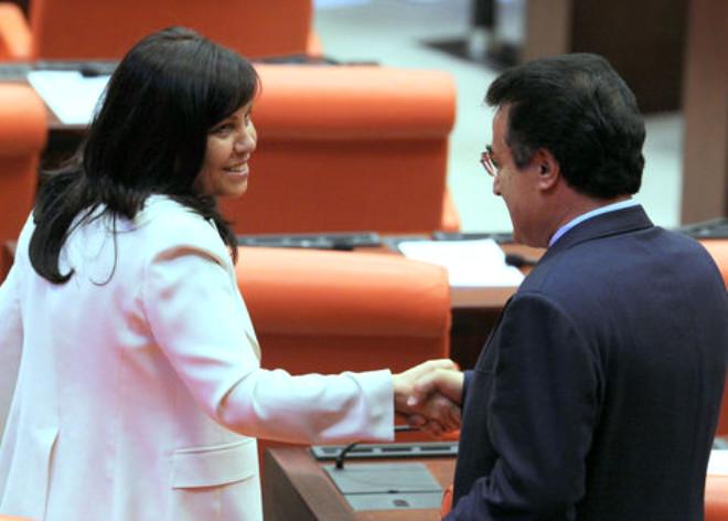 Skandaldan Sonra İlk Kez Meclis'te
