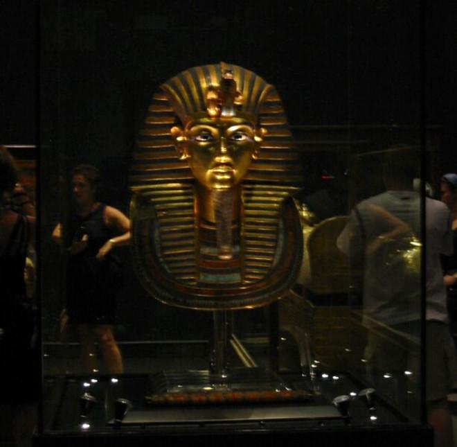 Tutankhamun Kan Hastalığından Ölmüş