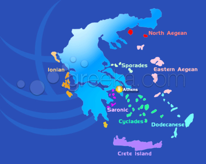 Kriz Yunan Adalarını Sattırıyor!