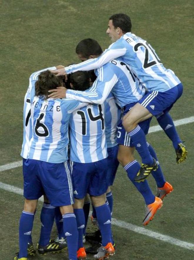 Arjantin:3 Meksika:1