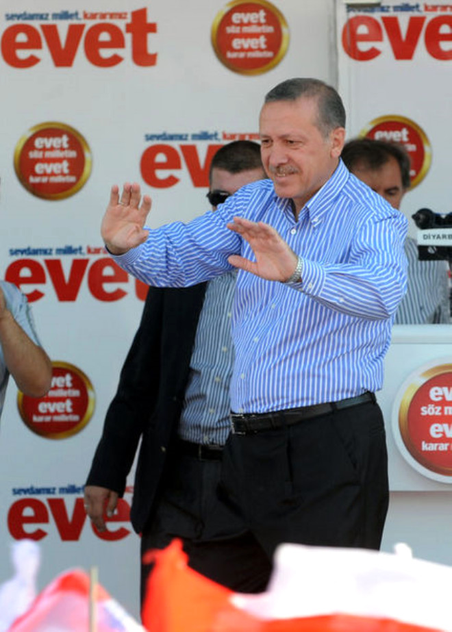 Başbakan'ın Diyarbakır Mitingi