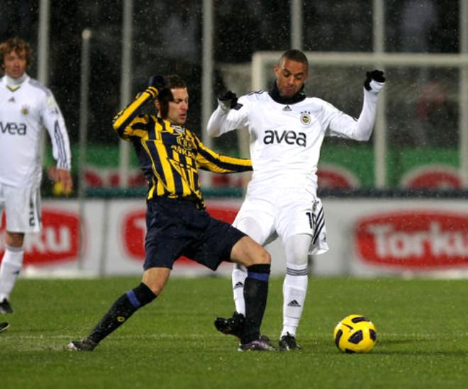 Fenerbahçe'yi Soğuk Çarptı