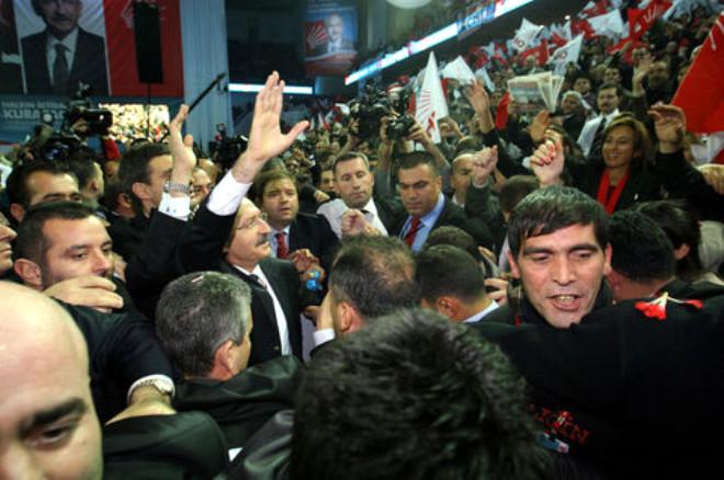 Kılıçdaroğlu CHP Kurultayında