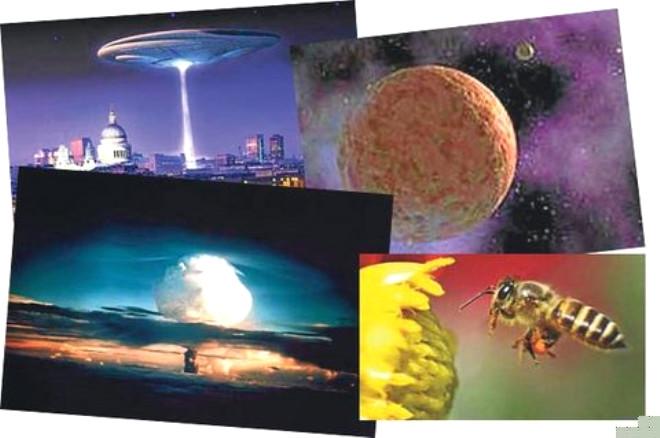 2012 İçin 8 Felaket Senaryosu!