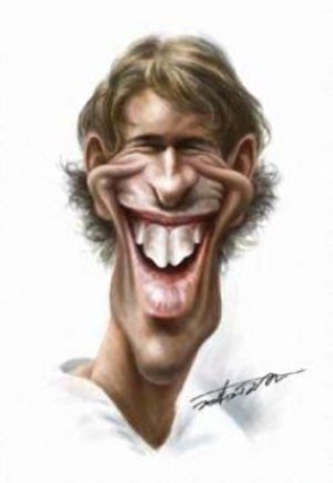 Güldüren Futbolcu Karikatürleri