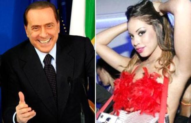 Berlusconi'ye Fuhuş Operasyonu