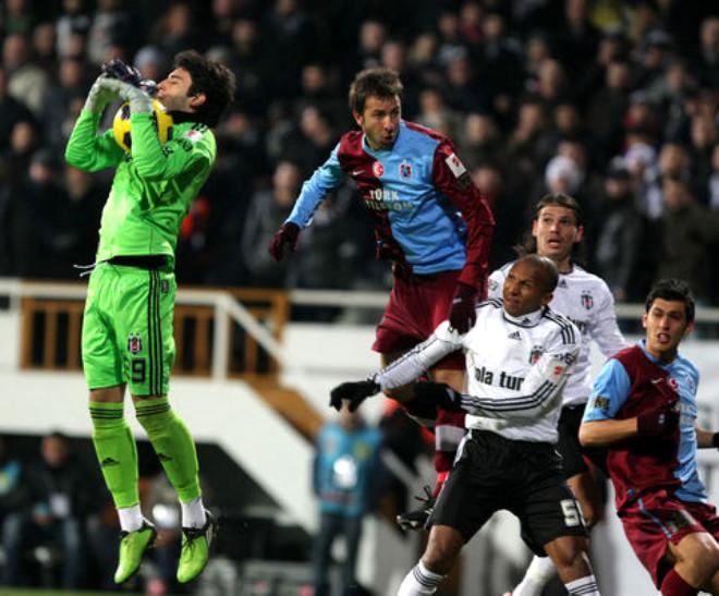 Trabzonspor'dan Kupaya Veda