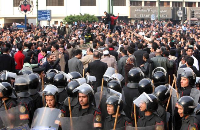 Tunus Ateşi Mısır'a Sıçradı