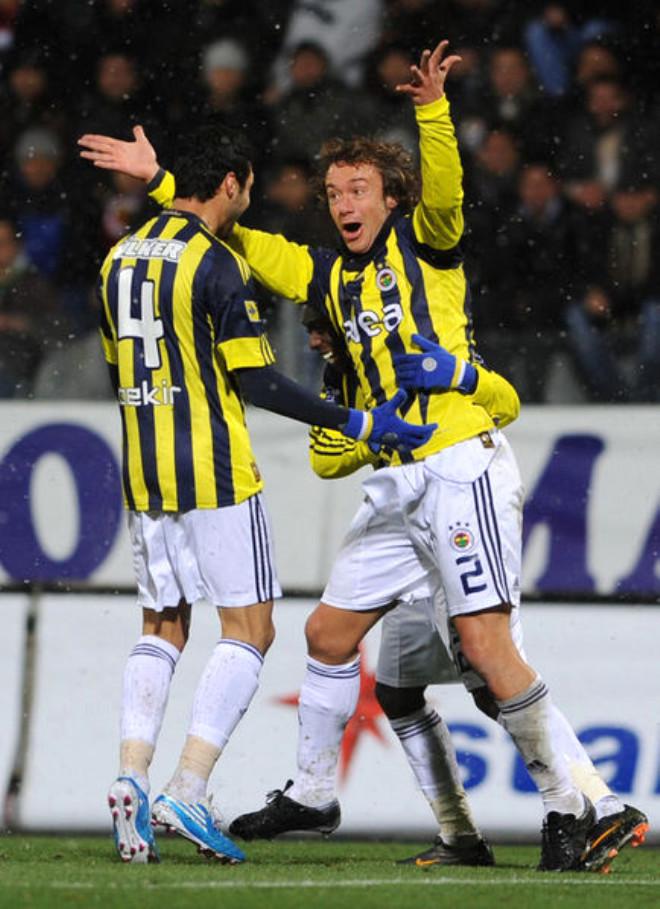 Gençlerbirliği-Fenerbahçe