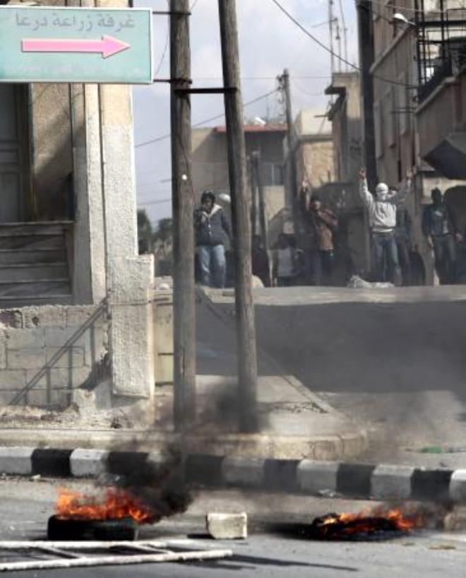 Suriye'de Gerginlik Tırmanıyor!