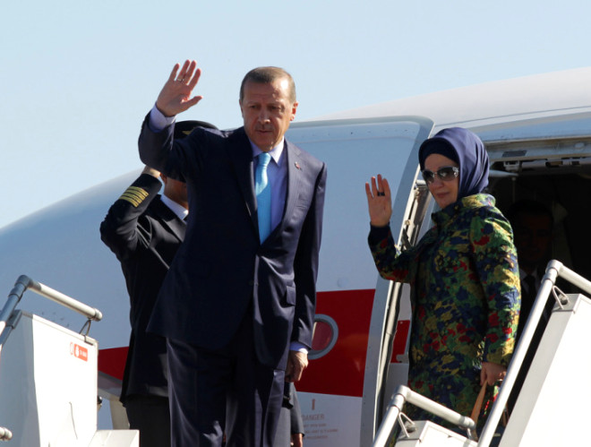 Makedonyalıların Erdoğan Sevgisi