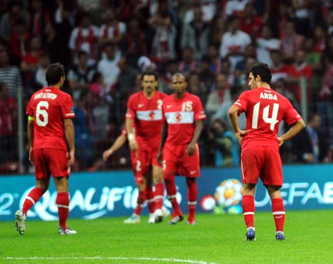 Türkiye - Almanya A Milli Futbol Maçı