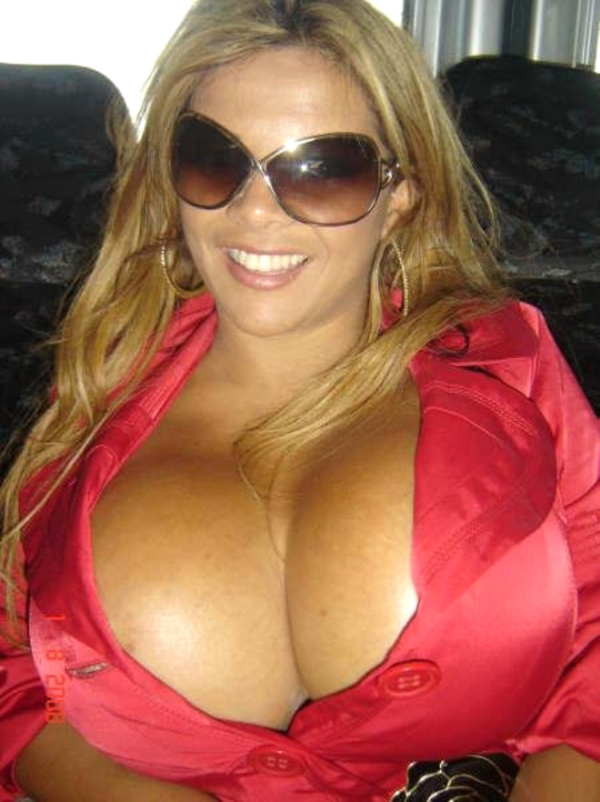 Special kkk new implants give sheyla the world's biggest boobs
