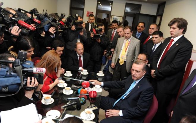 Erdoğan: Twitter, Kakara Makara!
