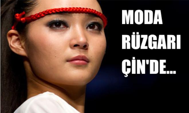 Moda Rüzgarı Çin'de...