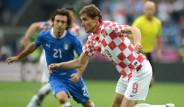 Galeri: İtalya - Hırvatistan Maçı