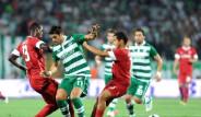Galeri: Bursaspor - Twente Maçı
