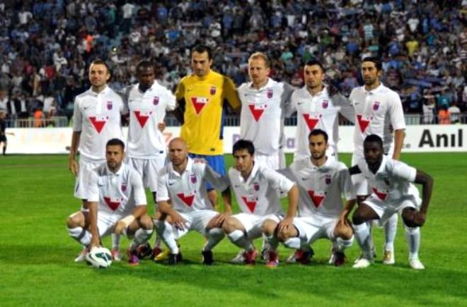 Trabzonspor - Videoton Maçı