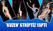 Galeri: Kraliyet Ailesine Striptiz Şoku!