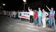 Galeri: Trabzonspor Taraftarından Yıldırım'a Protesto