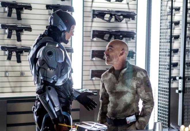 Yeni Robocop'tan Yeni Fotoğraflar Geldi