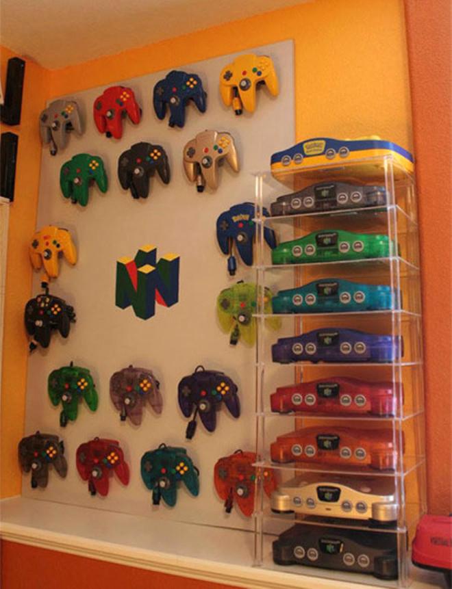 En Büyük Nintendo Koleksiyonu