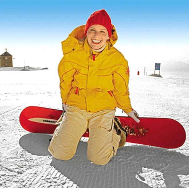Türkiye'nin En Gözde Kayak Merkezleri!