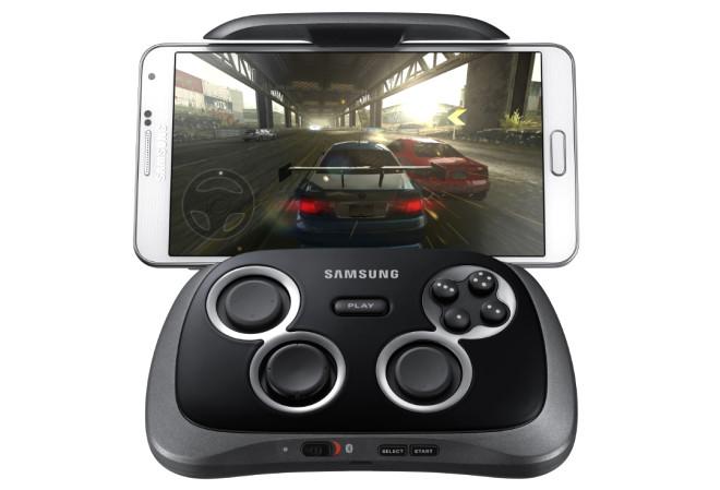 Samsung'dan Telefonlar İçin Gamepad